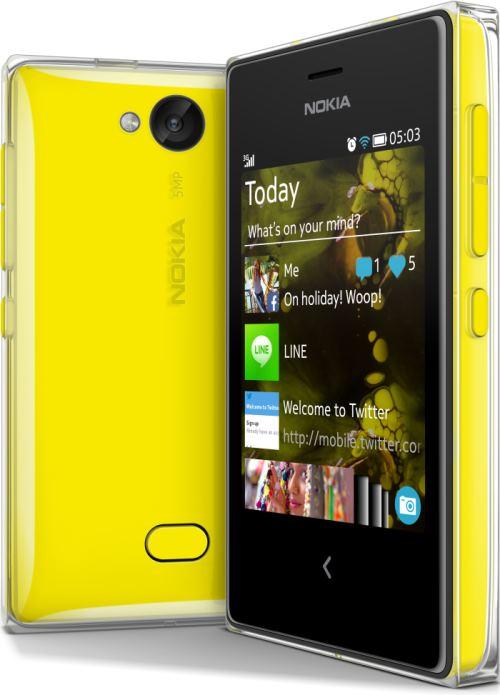 foto del cellulare Nokia Asha 503 Dual SIM