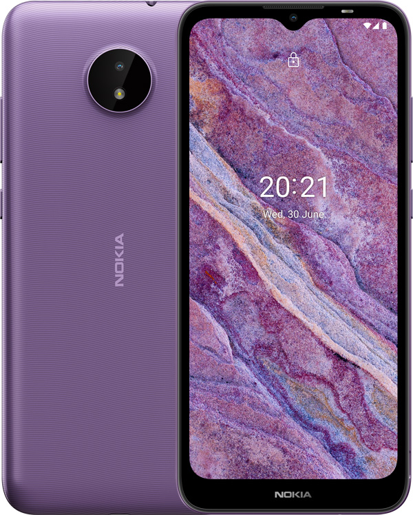 foto del cellulare Nokia C10