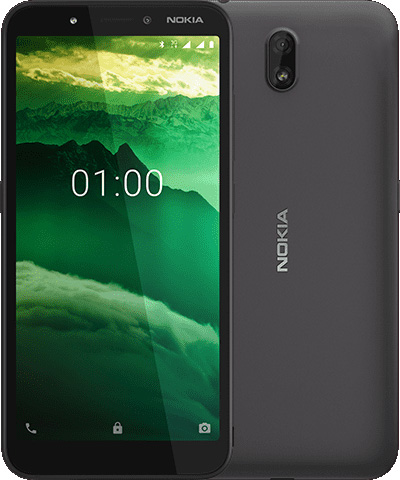foto del cellulare Nokia C1 2019