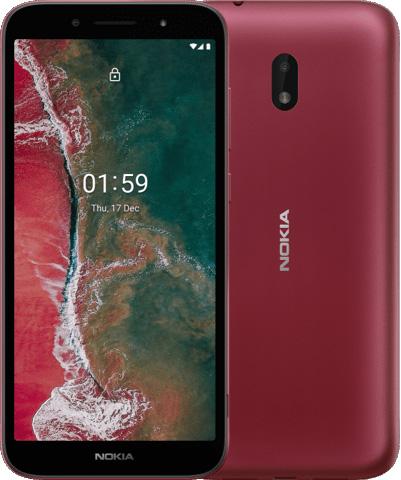 foto del cellulare Nokia C1 Plus
