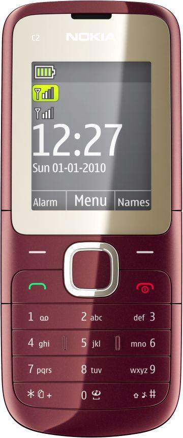 foto scheda Nokia C2