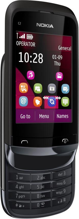 foto del cellulare Nokia C2-02