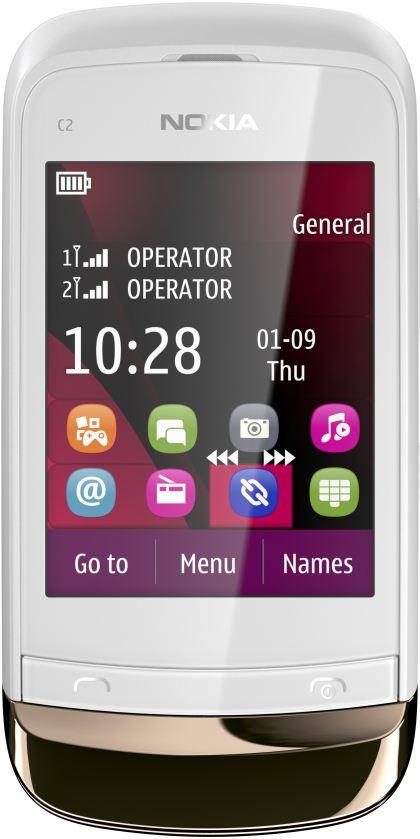 foto del cellulare Nokia C2-03