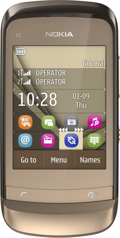 foto del cellulare Nokia C2-06