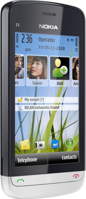 foto scheda Nokia C5-03