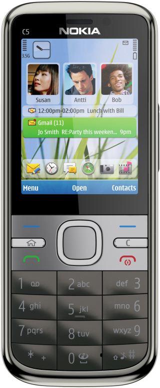 foto del cellulare Nokia C5 5MP