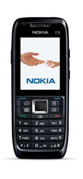 foto del cellulare Nokia E51