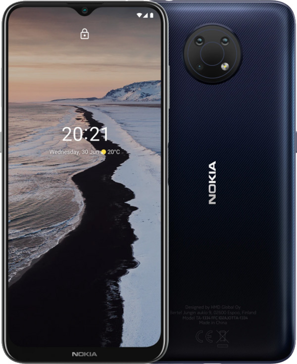 foto del cellulare Nokia G10