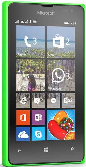 foto del cellulare Microsoft Lumia 435