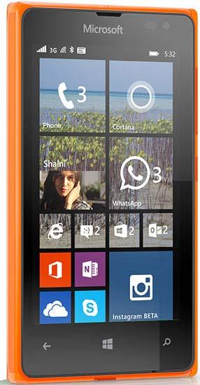 foto del cellulare Microsoft Lumia 532