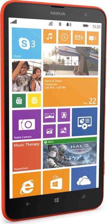 Nokia Lumia 1320 Prezzo E Scheda Tecnica Foto