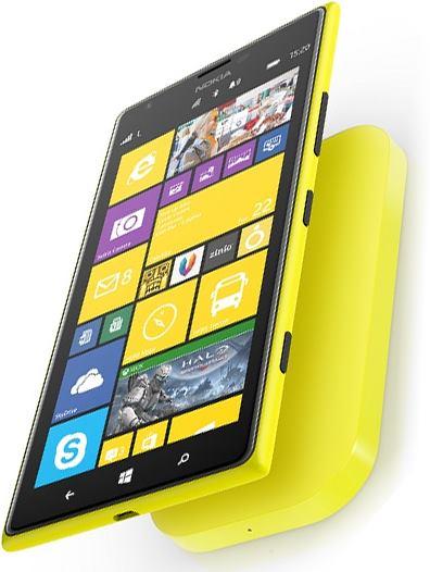 foto del cellulare Nokia Lumia 1520