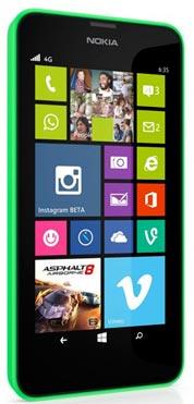 foto del cellulare Nokia Lumia 635