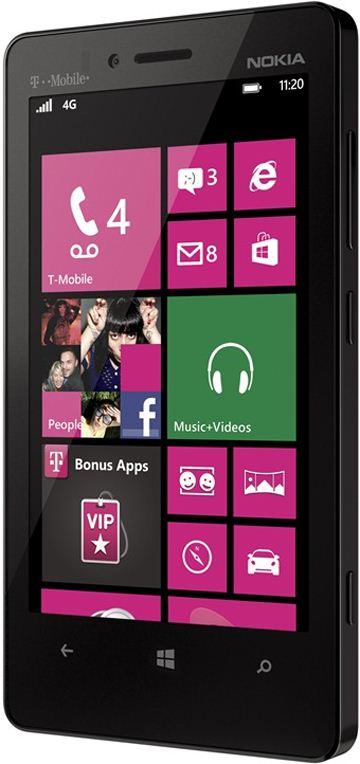 foto del cellulare Nokia Lumia 810 T-Mobile