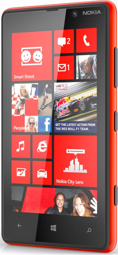 foto del cellulare Nokia Lumia 820