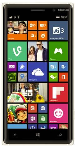 foto del cellulare Nokia Lumia 830