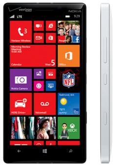 foto del cellulare Nokia Lumia Icon