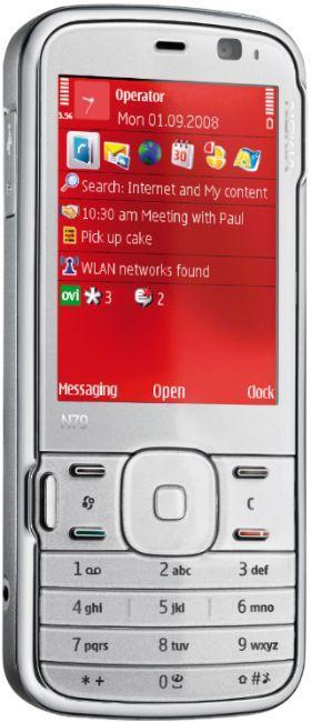 foto del cellulare Nokia N79