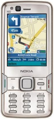 foto del cellulare Nokia N82