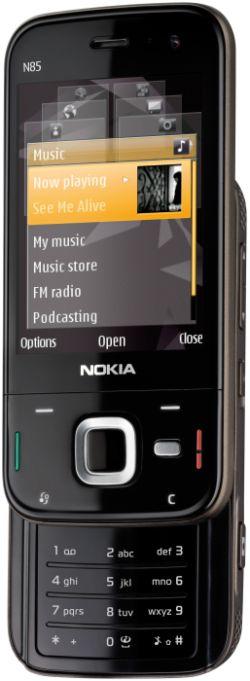 foto del cellulare Nokia N85
