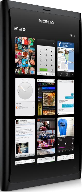 foto del cellulare Nokia N9