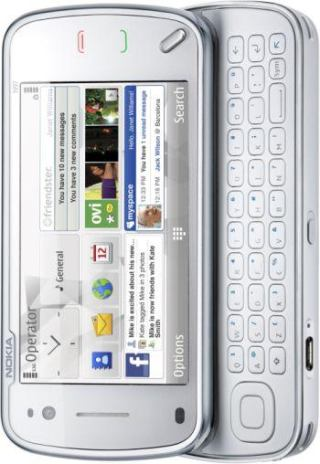 foto del cellulare Nokia N97