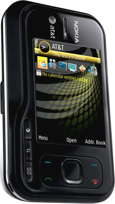 foto del cellulare Nokia 6790 Surge