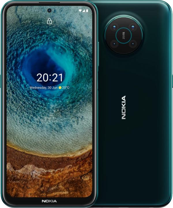 foto del cellulare Nokia X10