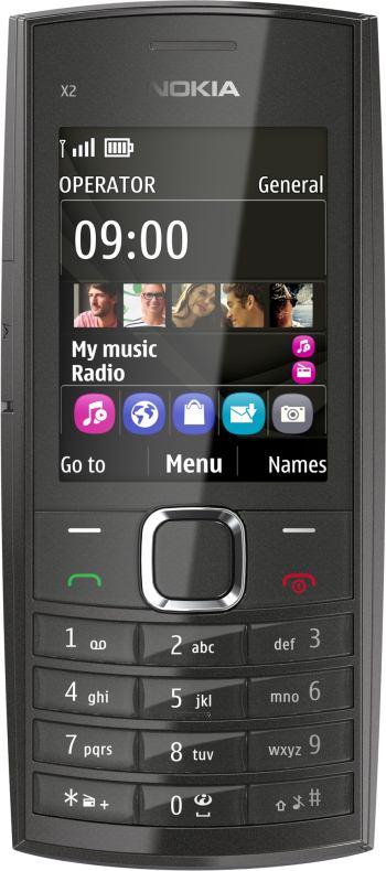foto del cellulare Nokia X2-05