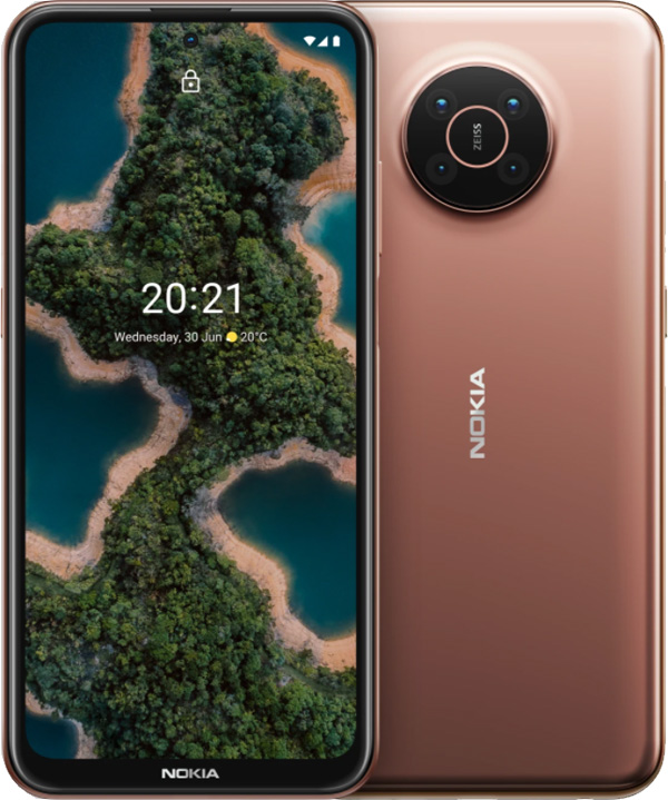 foto del cellulare Nokia X20