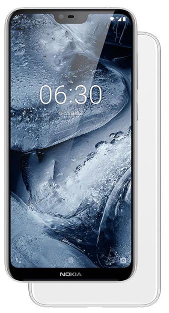 foto del cellulare Nokia X6