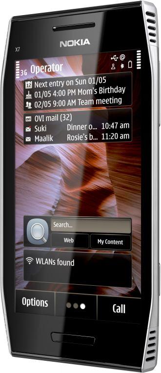 foto del cellulare Nokia X7