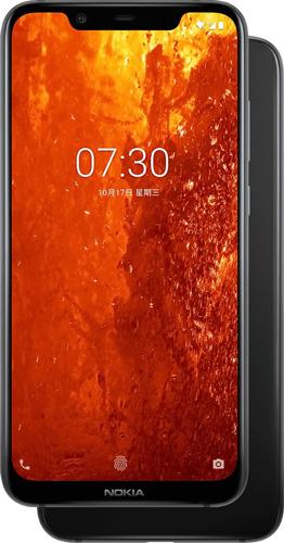 foto del cellulare Nokia 8.1 (X7)