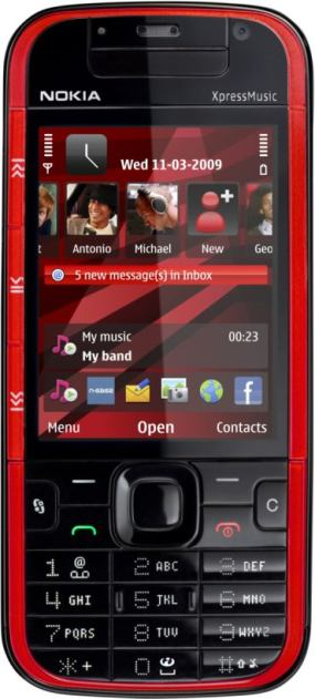 foto del cellulare Nokia 5730 XpressMusic