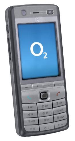 foto del cellulare O2 XDA Graphite