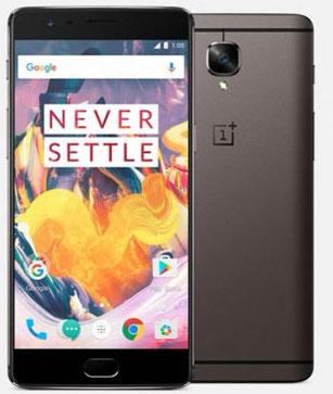 foto del cellulare OnePlus 3T