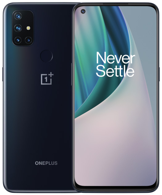 foto del cellulare OnePlus Nord N10 5G