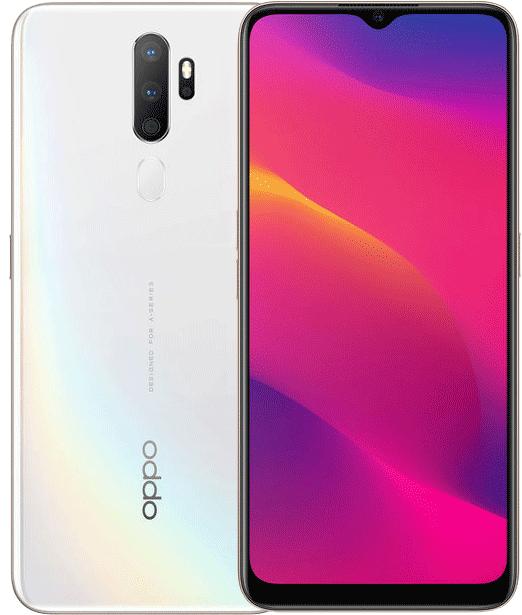foto del cellulare Oppo A5 2020