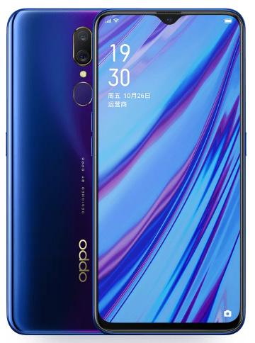 foto del cellulare Oppo A9