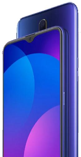 foto del cellulare Oppo F11