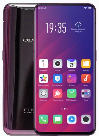 foto del cellulare Oppo Find X