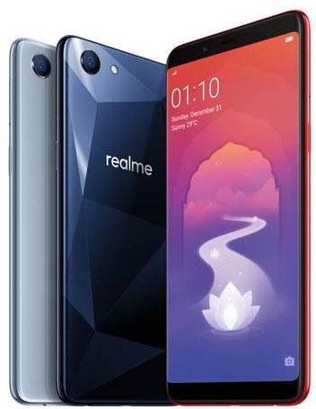 foto del cellulare Oppo Realme 1