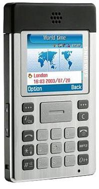 foto del cellulare Samsung P300