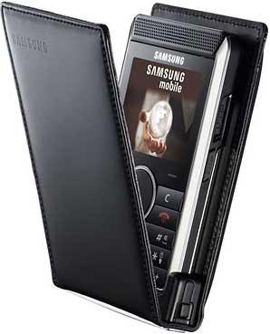 foto del cellulare Samsung P310