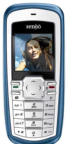 foto del cellulare Sendo P600