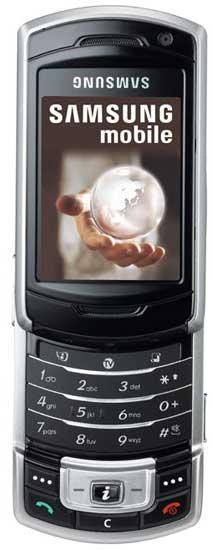 foto del cellulare Samsung P930