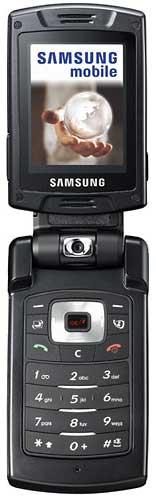 foto del cellulare Samsung P940