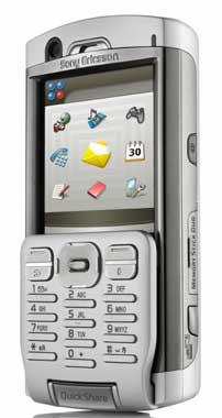 foto del cellulare Sony Ericsson P990i