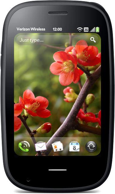 foto del cellulare Palm Pre 2
