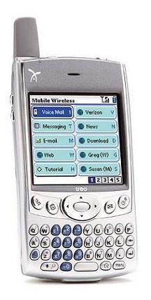 foto del cellulare Palm Treo 600